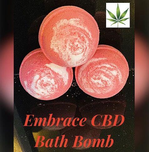 Embrace 150mg Bath Bomb