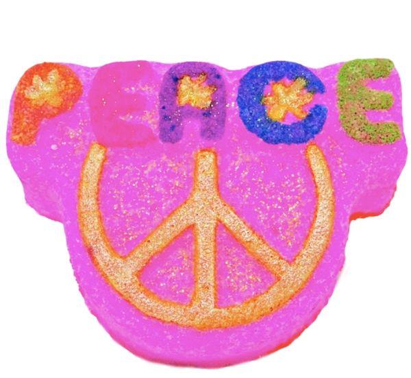 Peace & Jellybeans Fizzy Bath Bomb