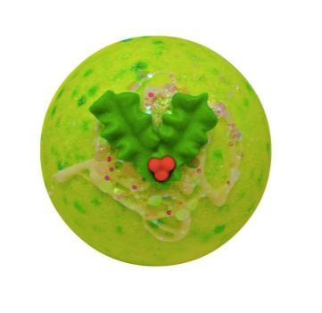 Bayberry Frost Fizzy Bath Bomb