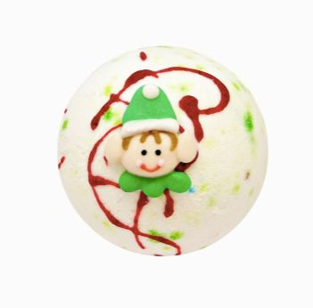 Jingle Fizzy Pop Fizzy Bath Bomb