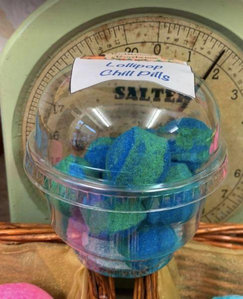 Lollipop Chill Pills (Pot of 12)