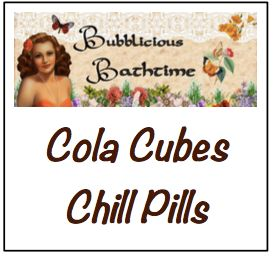 Cola Cubes Chill Pills (Pot of 12)