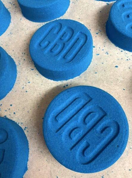 Just For Men Creedence 100mg Bath Bomb