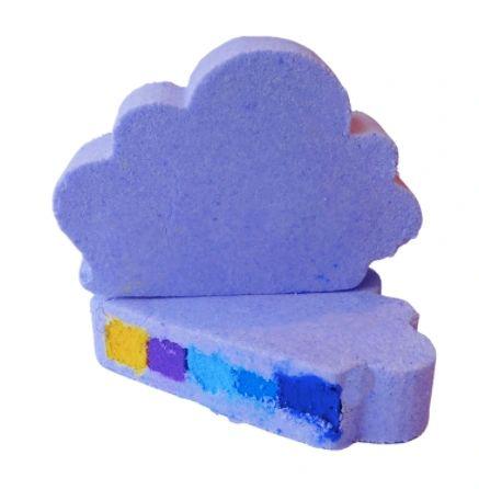 City Deluge Colour Streaming Cloud Bath Bomb