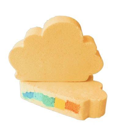 Desert Island Downpour Colour Streaming Cloud Bath Bomb