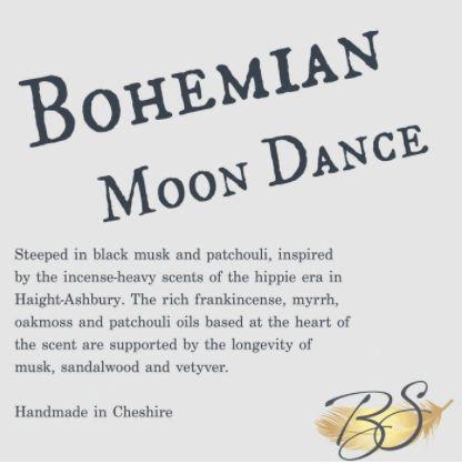 Bohemian Moon Dance Luxury Soy Wax Tart 30hr