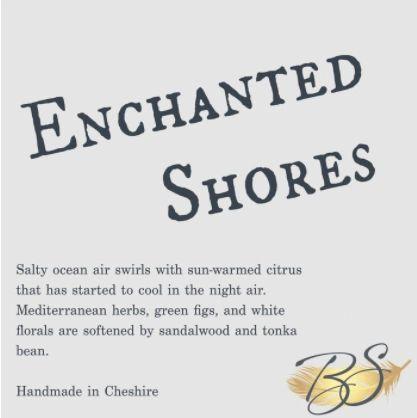 Enchanted Shores Luxury Soy Wax Tart 30hr