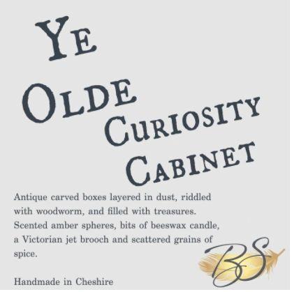 Ye Olde Curiosity Cabinet Luxury Soy Wax Tart 30hr