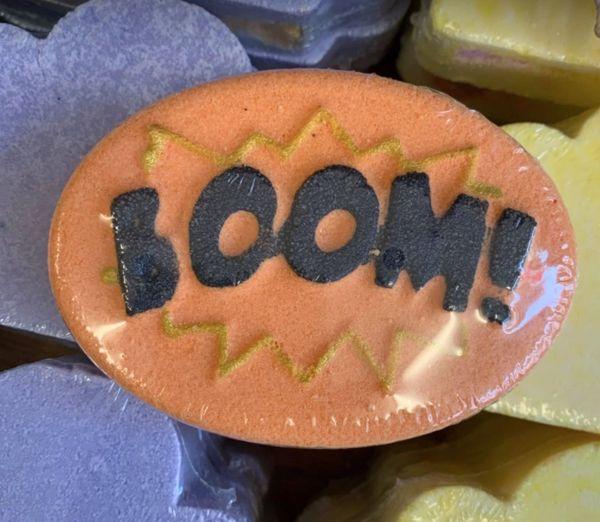 BOOM! Bath Bomb