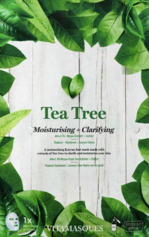Vitamasques Tea Tree Sheet Face Mask