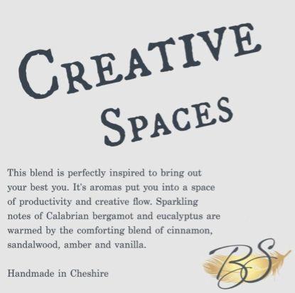 Creative Spaces Luxury Soy Wax Tart 30hr