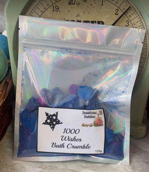 1000 Wishes Bath Crumble