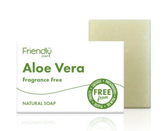 Friendly Soap - Aloe Vera Soap Bar
