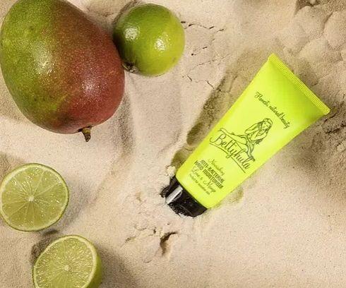 Nourishing Anti-Bacterial Hand Cream Lime & Mango