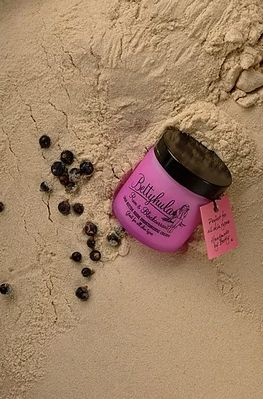 Shea Butter Body Moisturiser Rum & Blackcurrant