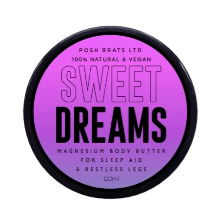 Sweet Dreams Magnesium Body Butter