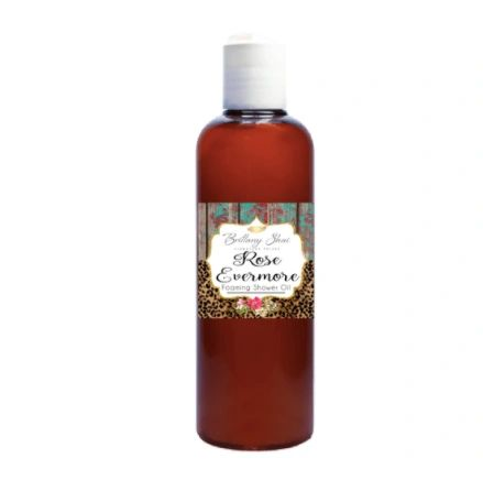 Rose Evermore Foaming Shower Oil