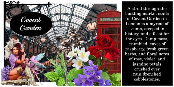 Covent Garden Luxury Soy Wax Tart 30hr
