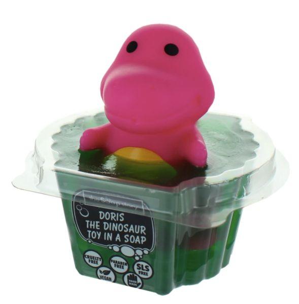 Doris The Dinosaur Toy Soap