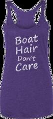 Boat Hair Racerback