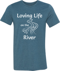 Life on the River Tee