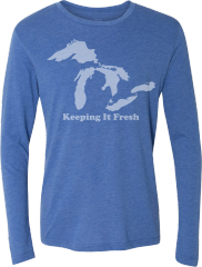 Keeping It Fresh Long Sleeve