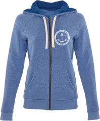 Reef Ladies zip up hoodie
