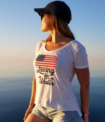 Lady Liberty Tee