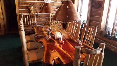 Arrowhead Ridge Lodge Dining Table
