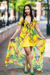 Yellow Goddess Maxi