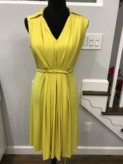 Calvin Klein Collared Dress