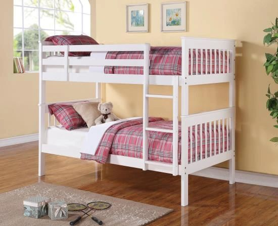 Twin Twin Traditional Bunk Bed Sets From The Parker Collection