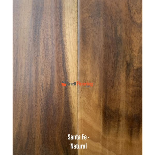 "Santa Fe 1/2"" X 4 3/4"" ASIAN WALNUT @ $4.29 sq ft"