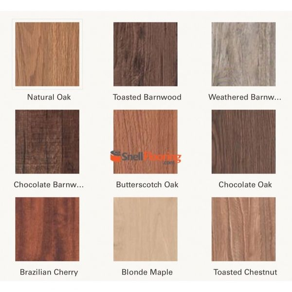 Mohawk Prospects Vinyl Plank @ $1.49 sq ft