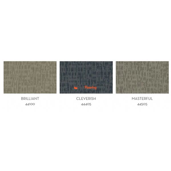 Shaw Philly Genius Carpet Tile @ $1.99 sq ft