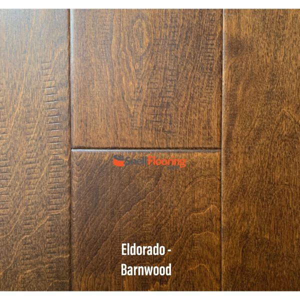 "Eldorado Plank 3/8"" X 5"" Engineered HS BIRCH @ $2.99 sq ft"