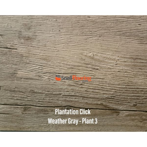 Plantation Click Vinyl Plank @ $2.39 sq ft
