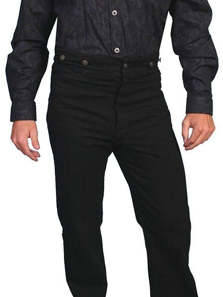 WahMaker Canvas Saddle Pants