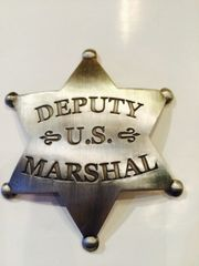 Deputy US Marshall Badge
