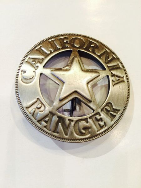 California Rangers Badge
