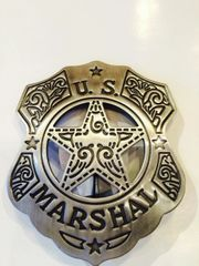 US Marshal Shield