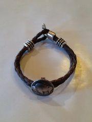 Vintage Brown Tatanka Bracelet