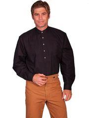 WahMaker Scallop Bib Shirt