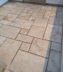 Travertine floor cleaning in Nottinghamshire Derbyshire Warwickshire Leicestershire Lincolnshire