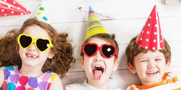 Birthday Parties at Free Spirit Yoga + Fitness + Play in the Old Mill District