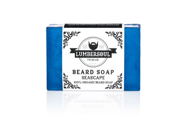 SEA SCAPE | Beard Soap