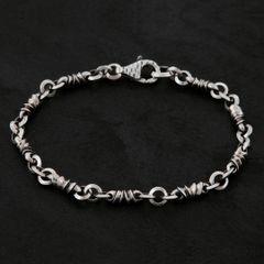 10. Geo-010 - Sterling Silver Bracelet