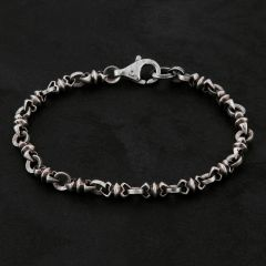 11. Geo-011 - Sterling Silver Bracelet