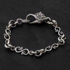 15. Geo-015 - Sterling Silver Bracelet