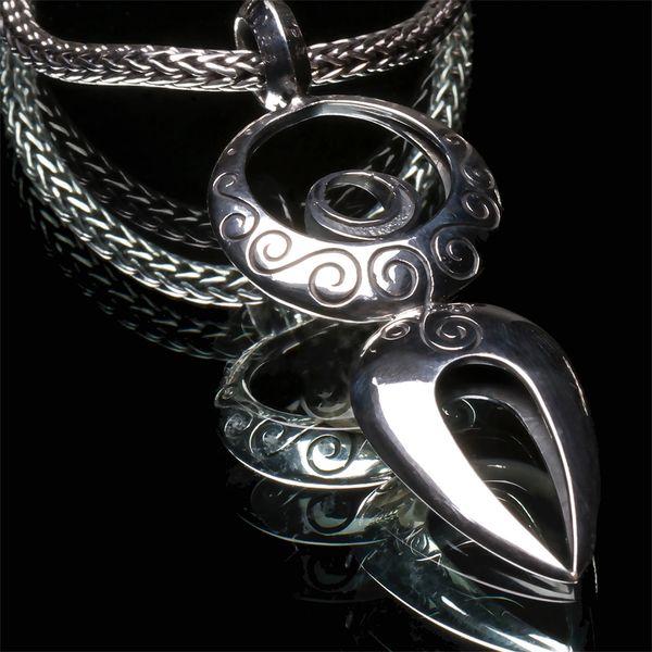 25. Goddess - Sterling Silver Pendant